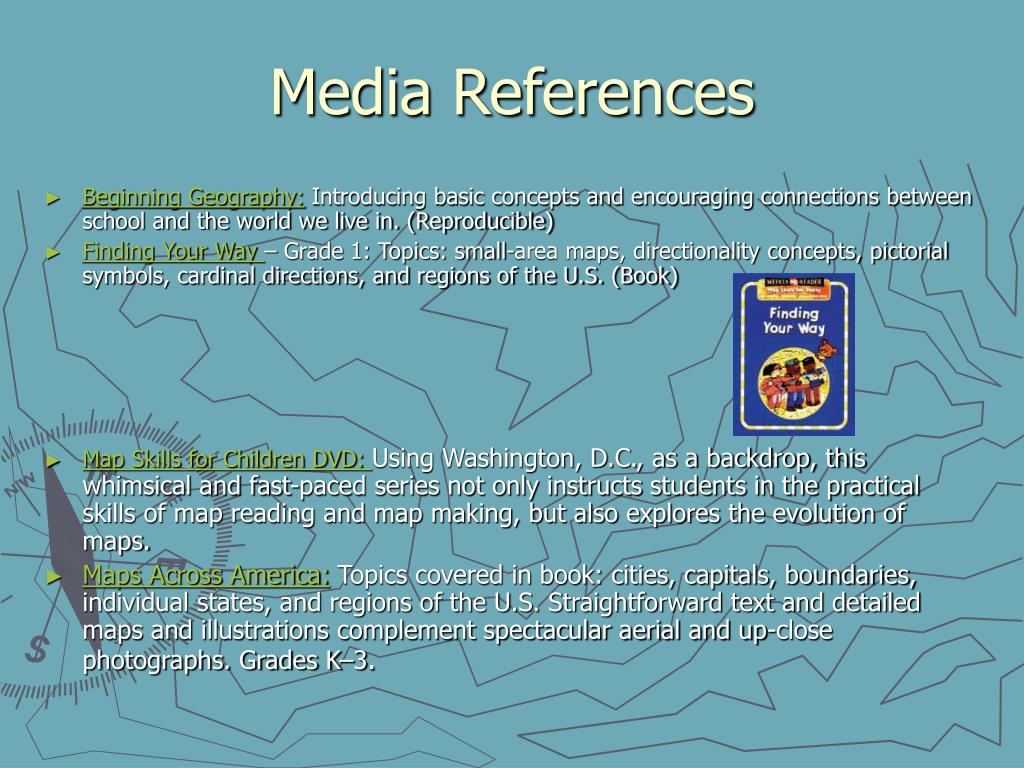 Media References