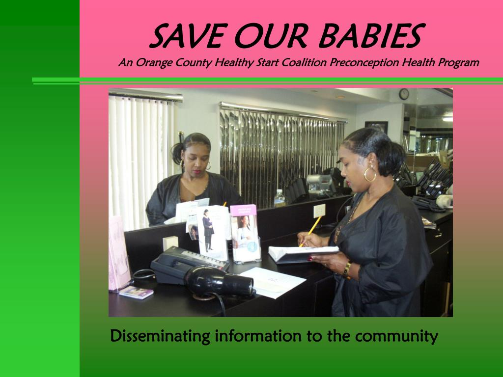 SAVE OUR BABIES
