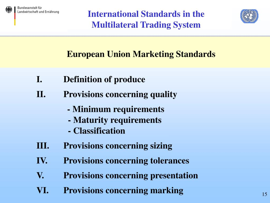 What is multilateral trading system definition