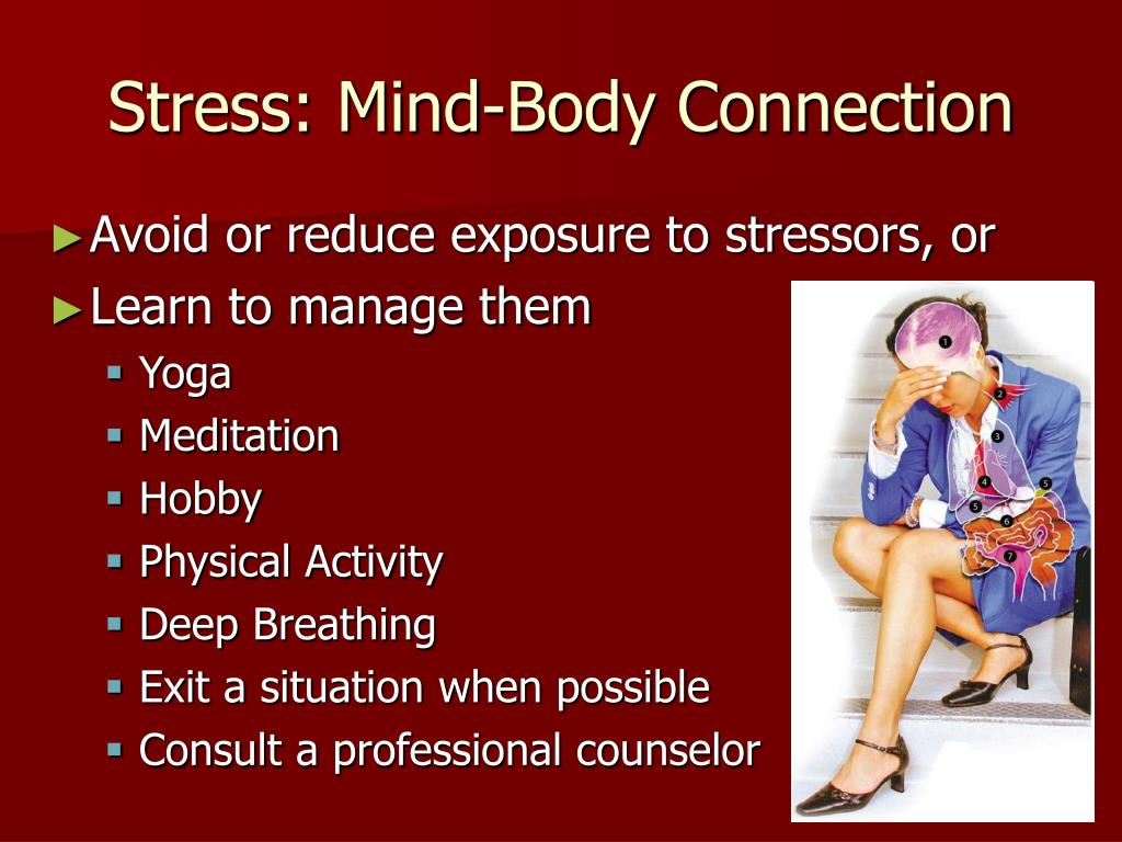 Stress: Mind-Body Connection