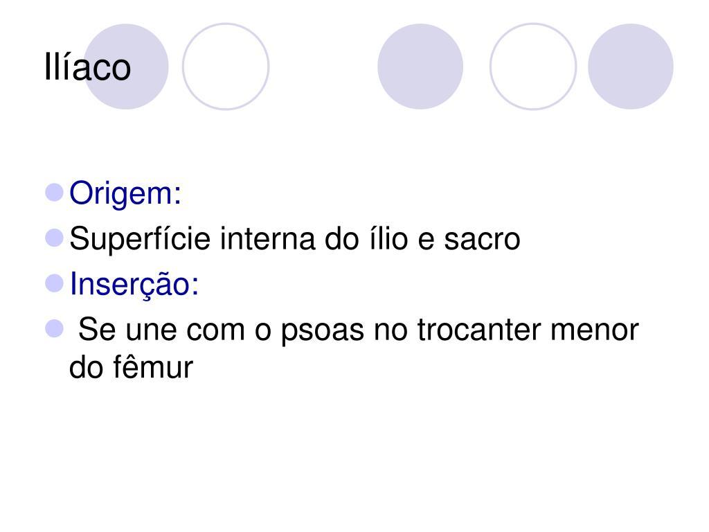 Ilíaco