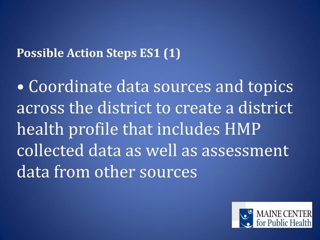 Possible Action Steps ES1 (1)
