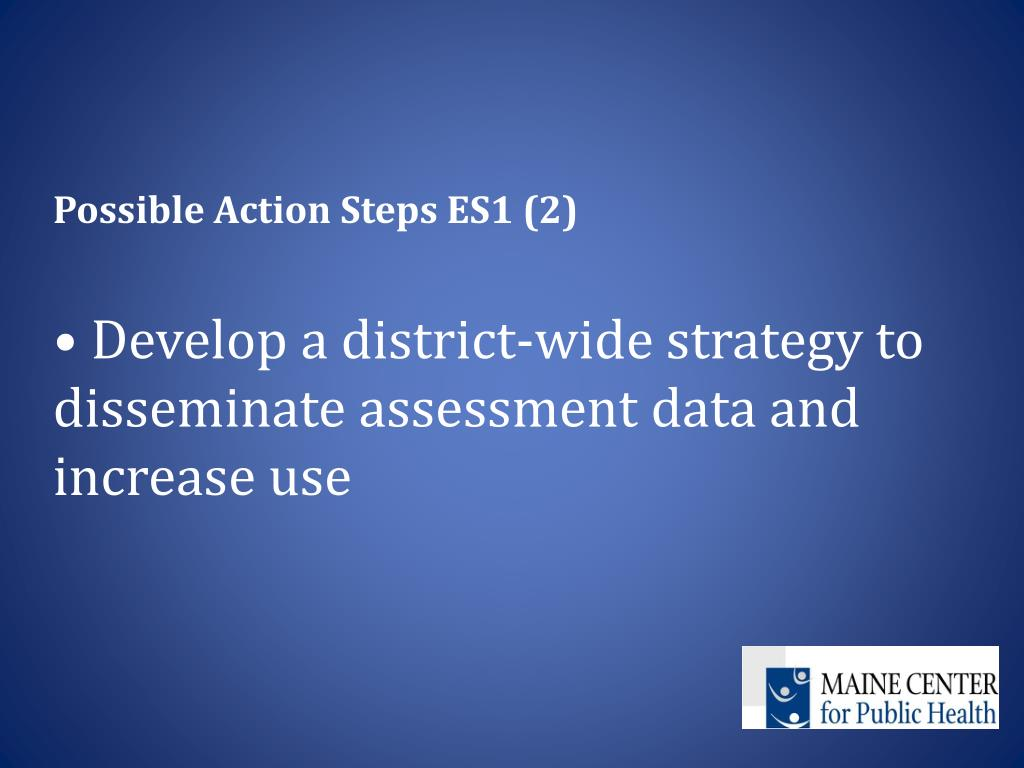Possible Action Steps ES1 (2)