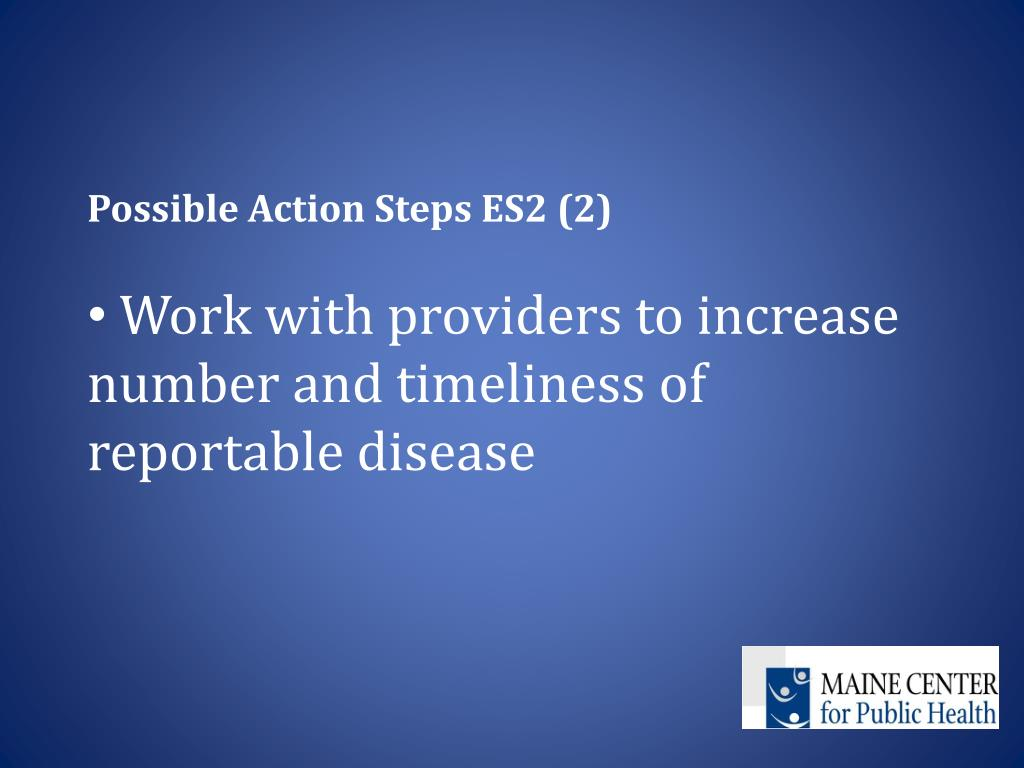 Possible Action Steps ES2 (2)