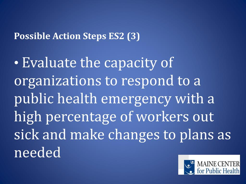 Possible Action Steps ES2 (3)