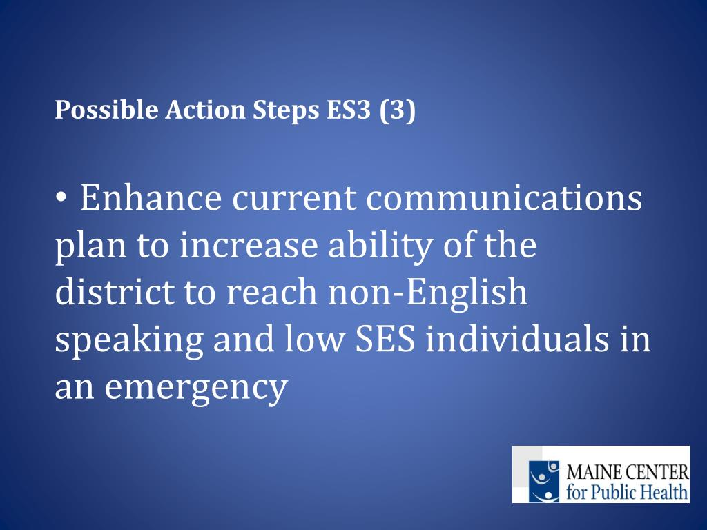 Possible Action Steps ES3 (3)