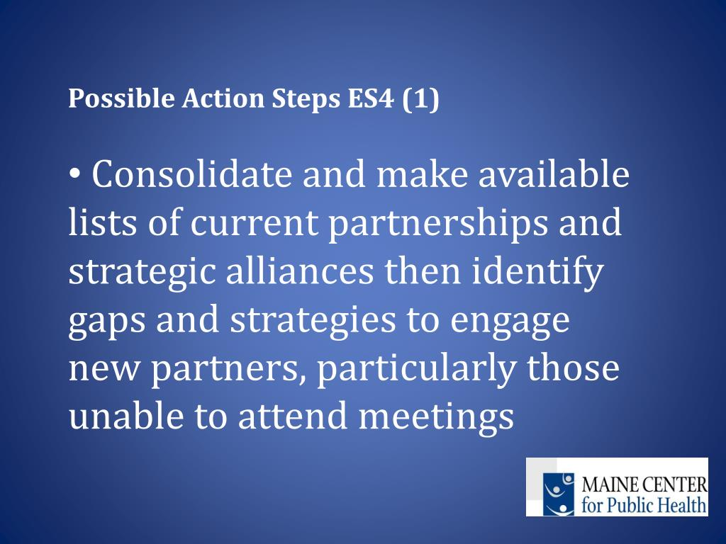 Possible Action Steps ES4 (1)