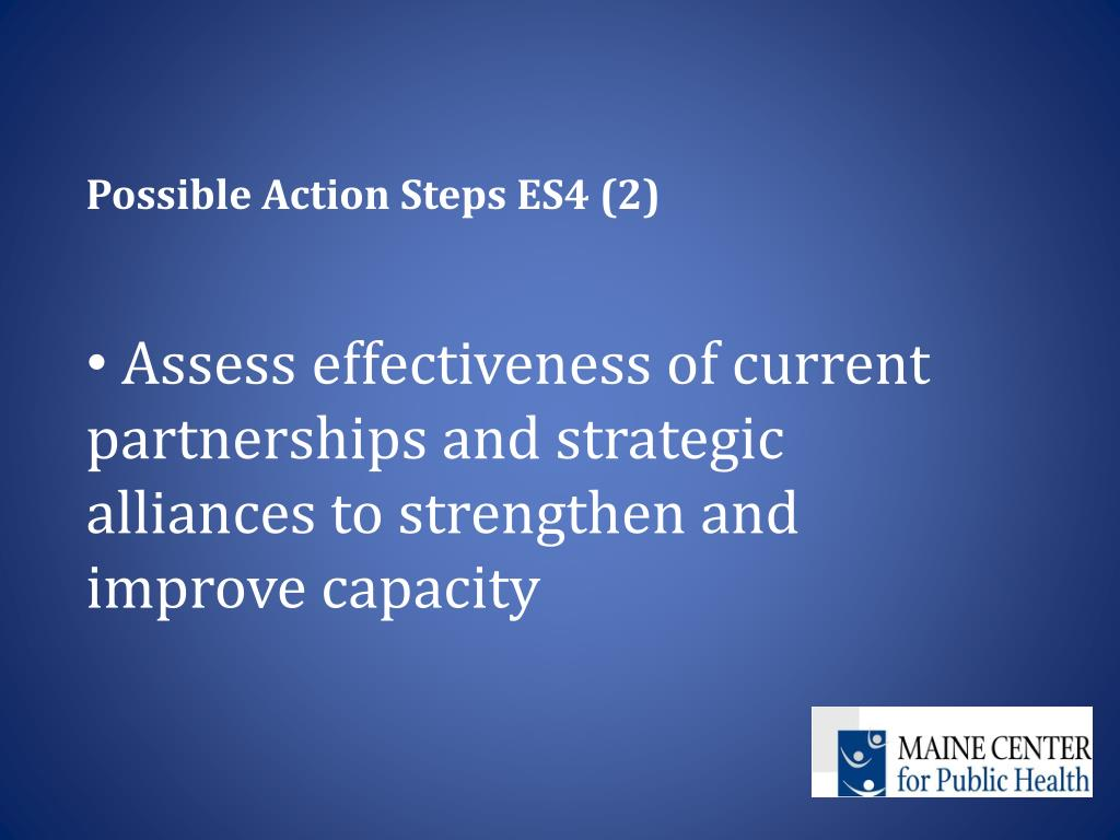 Possible Action Steps ES4 (2)