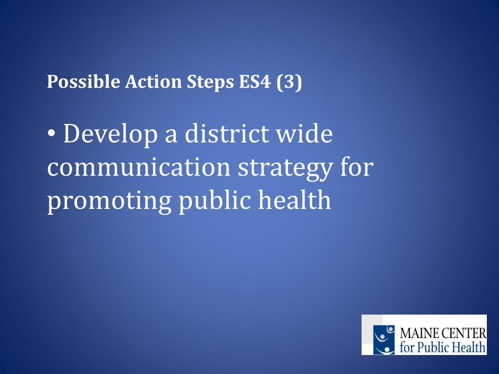 Possible Action Steps ES4 (3)
