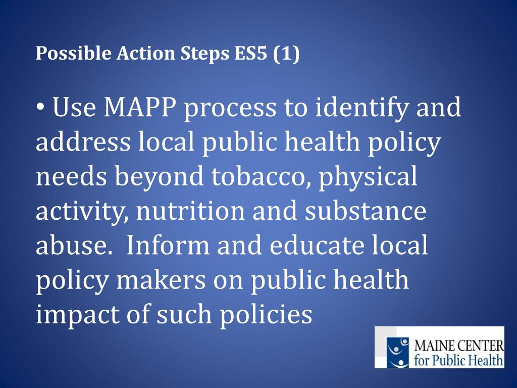 Possible Action Steps ES5 (1)
