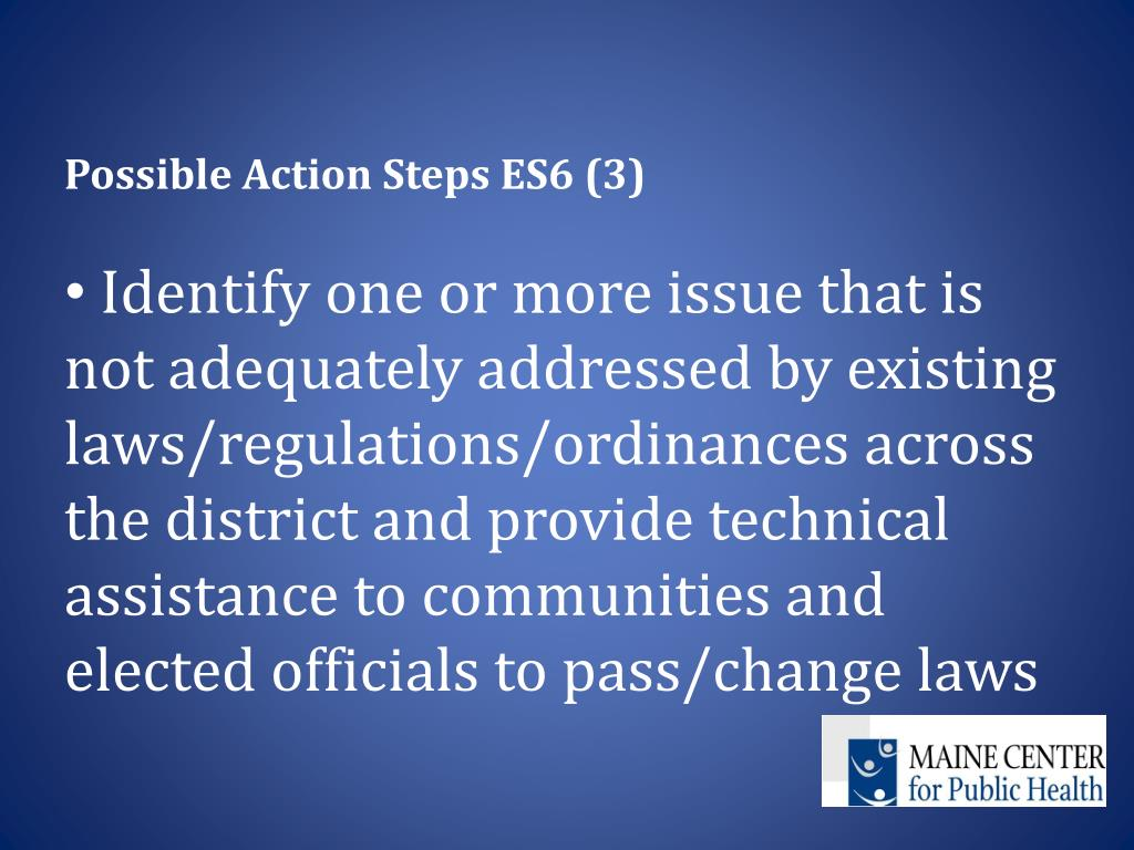 Possible Action Steps ES6 (3)