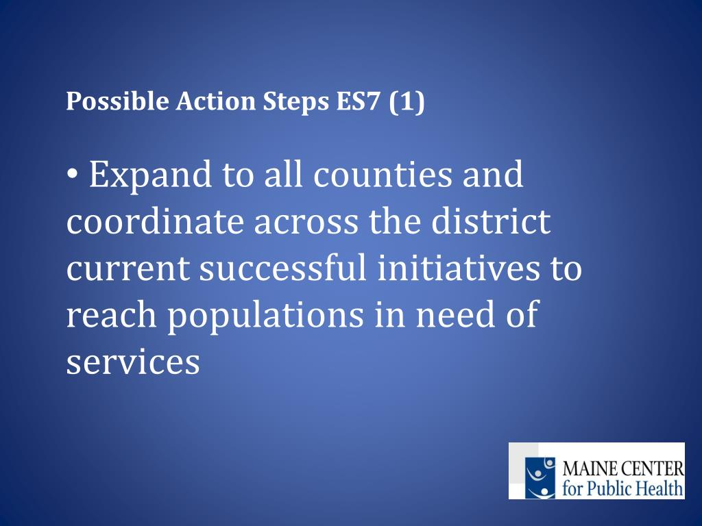 Possible Action Steps ES7 (1)