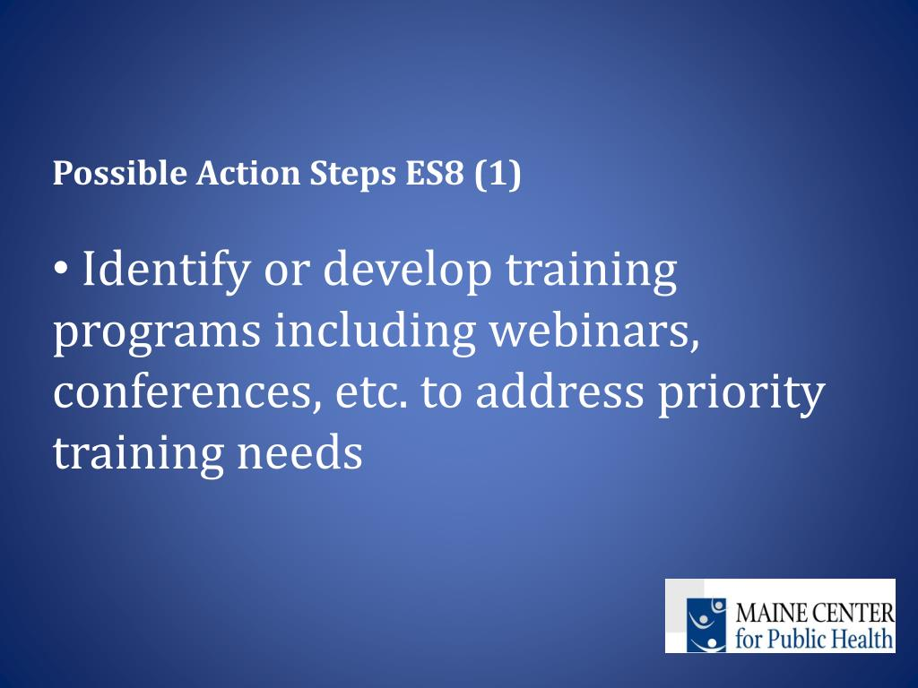 Possible Action Steps ES8 (1)