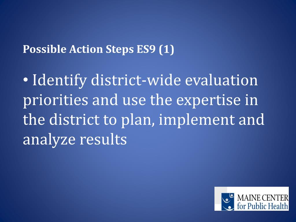 Possible Action Steps ES9 (1)