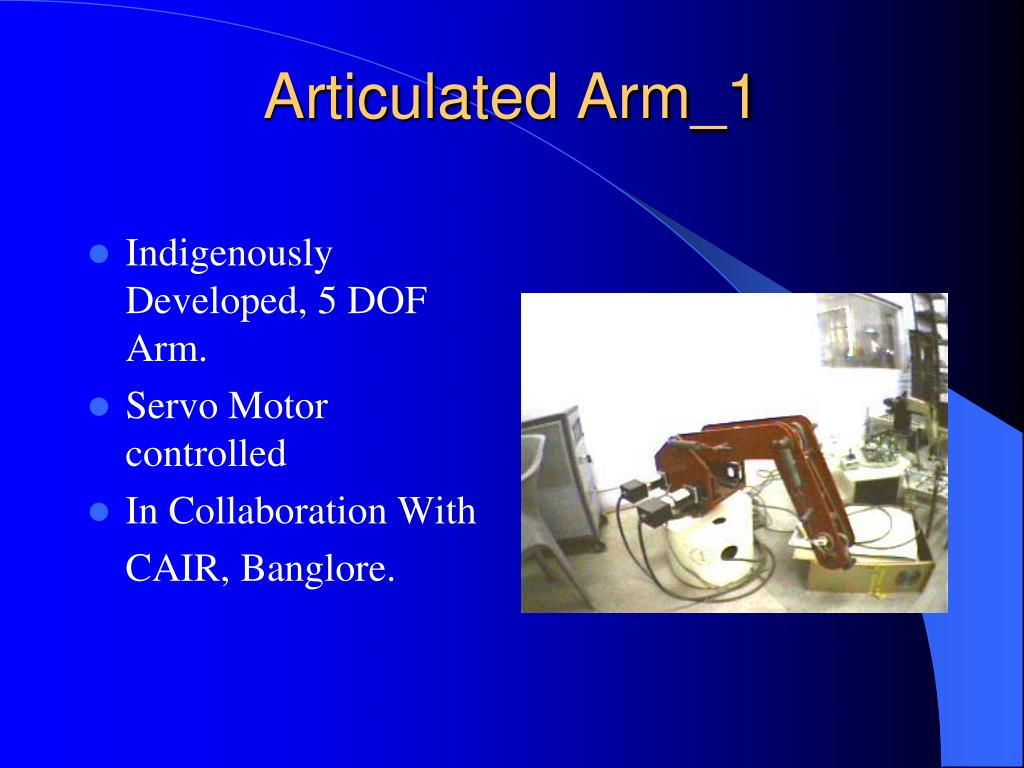Articulated Arm_1