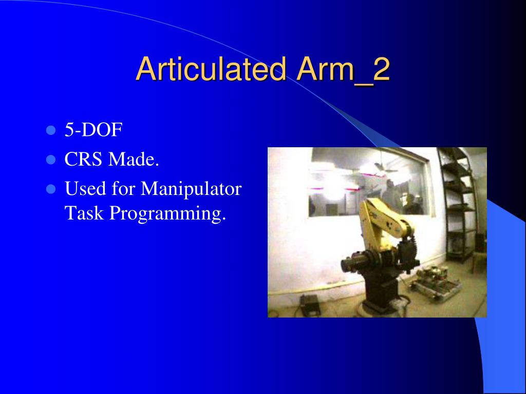 Articulated Arm_2