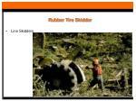 rubber tire skidder15