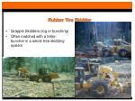 rubber tire skidder16