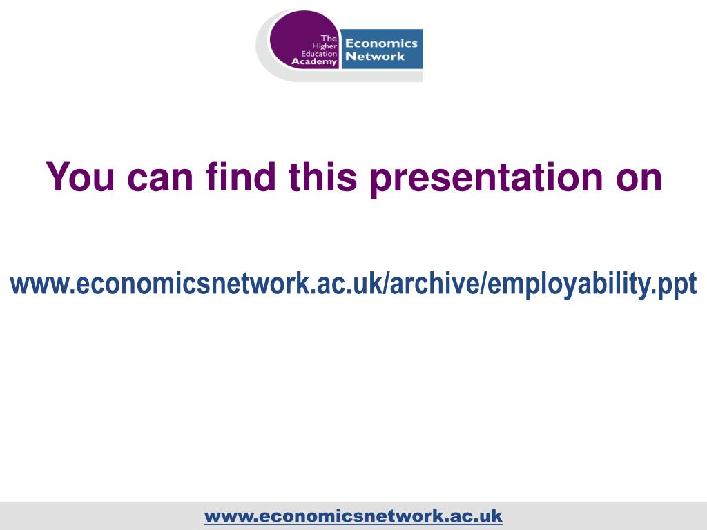 You can find this presentation on
