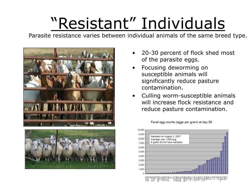 """Resistant"" Individuals"