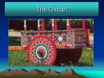 the oxcart
