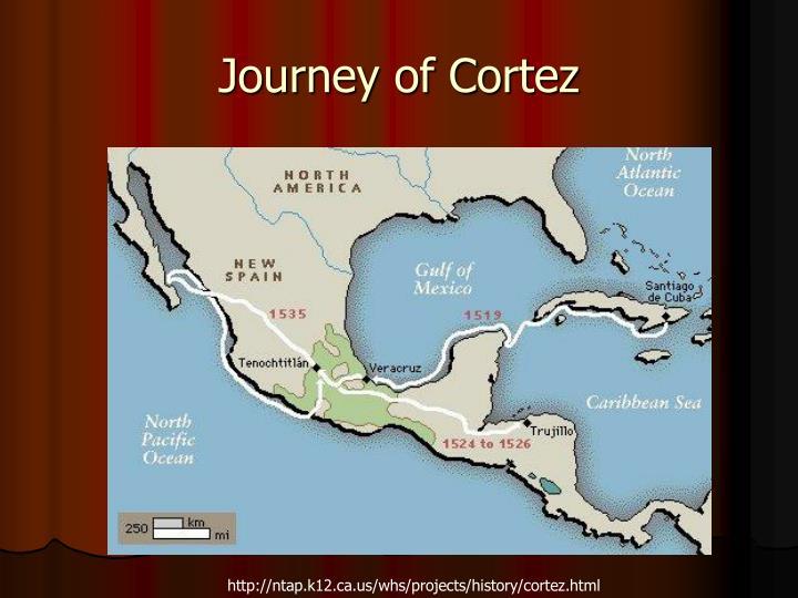 Journey of Cortez