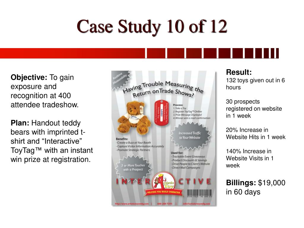 Case Study 10 of 12