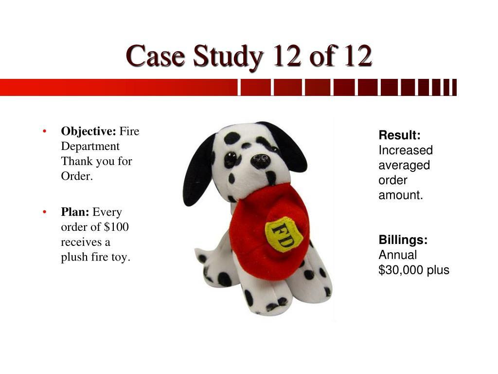 Case Study 12 of 12