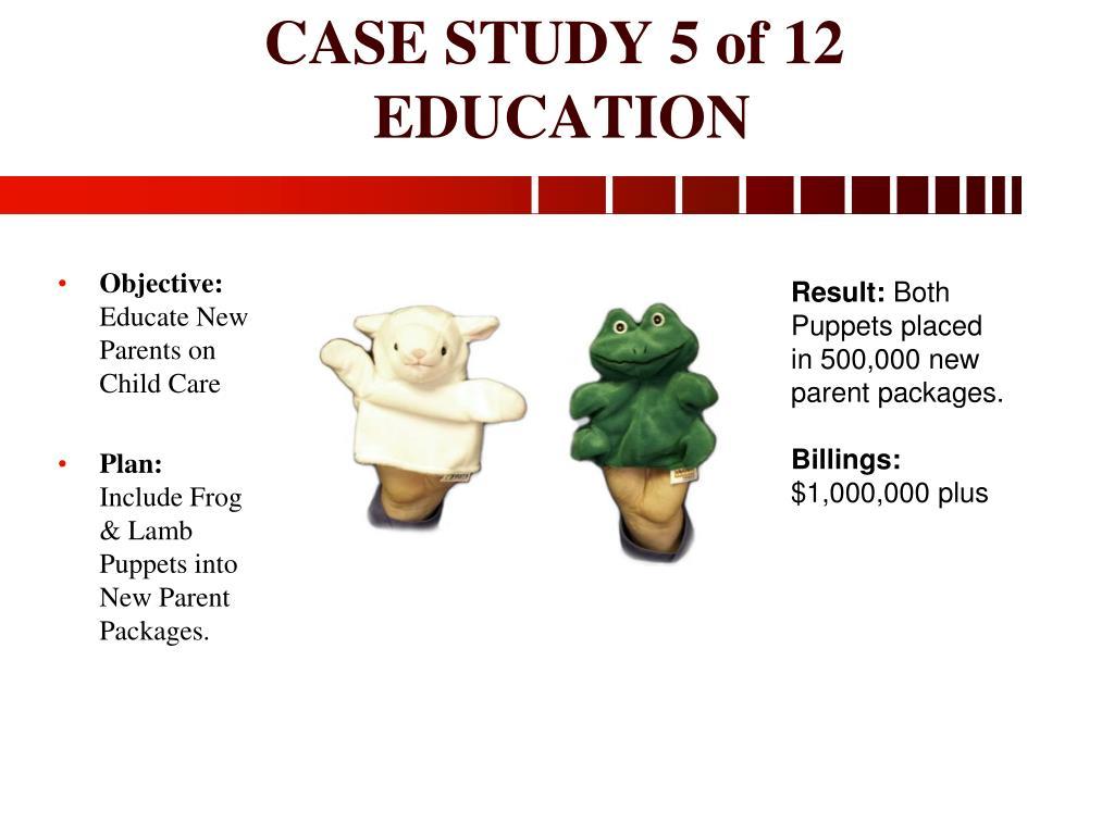 CASE STUDY 5 of 12