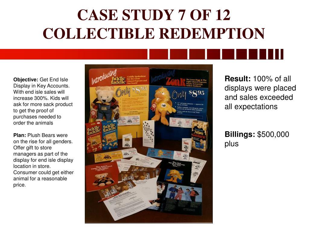 CASE STUDY 7 OF 12