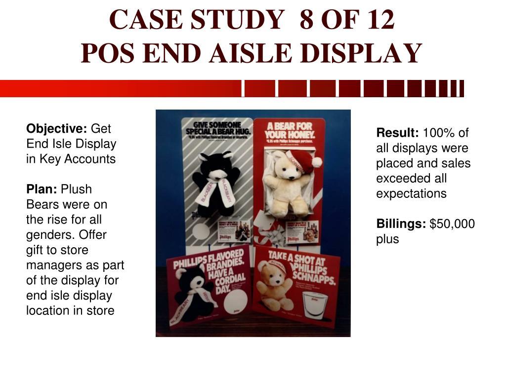 CASE STUDY  8 OF 12