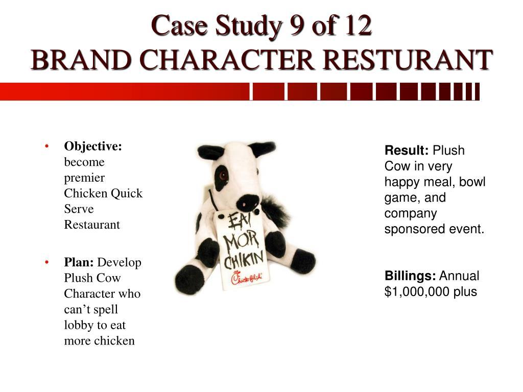 Case Study 9 of 12