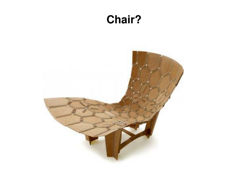 Chair?