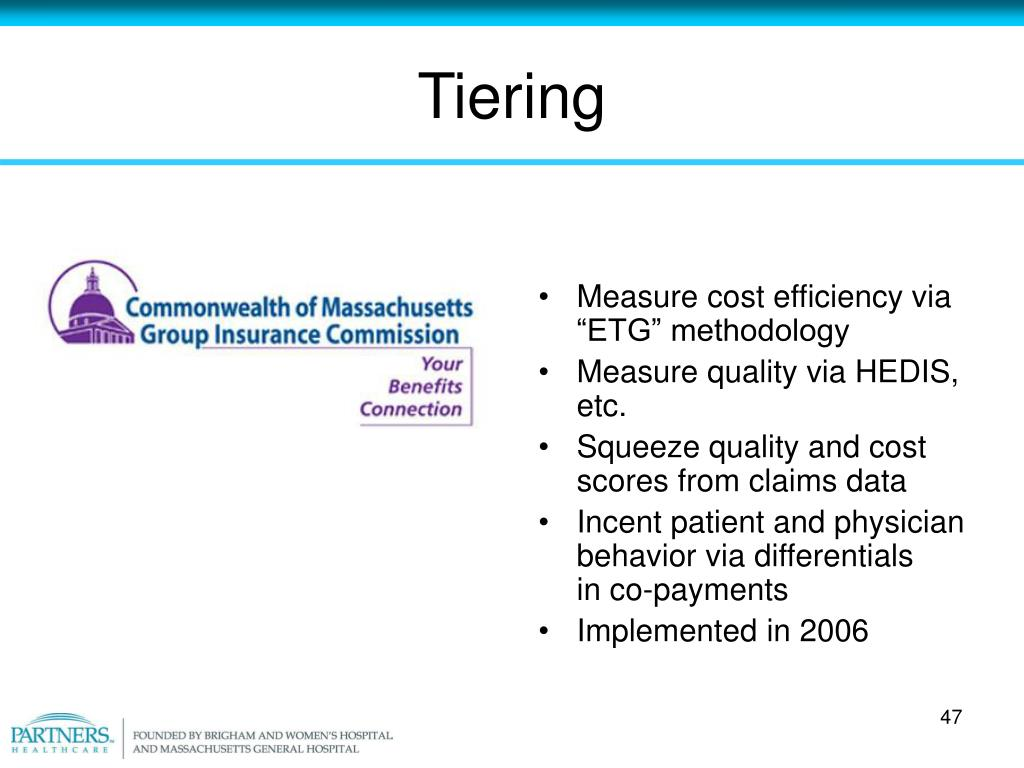 "Measure cost efficiency via ""ETG"" methodology"