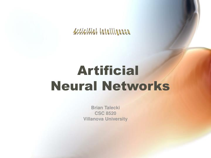 neural networks essay