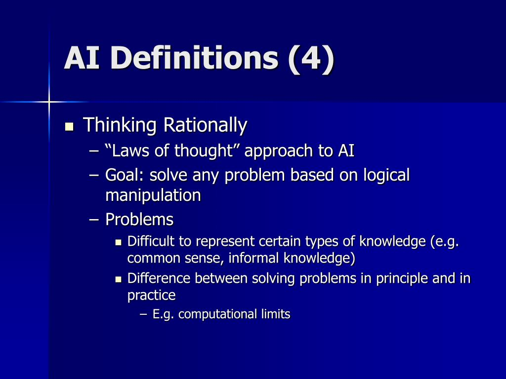 AI Definitions (4)