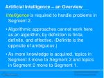 artificial intelligence an overview8