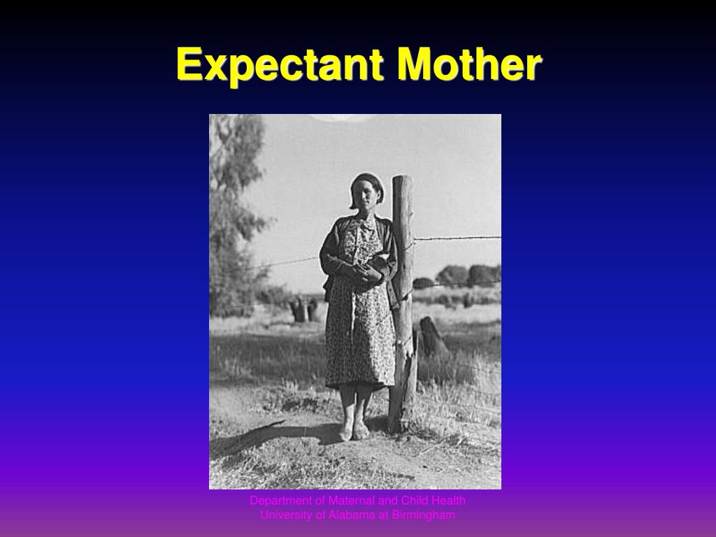 Expectant Mother
