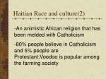 haitian race and culture 2