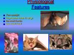 physiological features