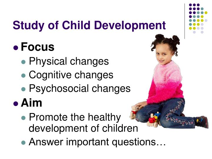 why is it important to study genetics in a course on child development Genetics and child development genetics and child development psy104 instructor: february 12, 2013 genetics and child development genetics play a vital role in our development and that of our children.