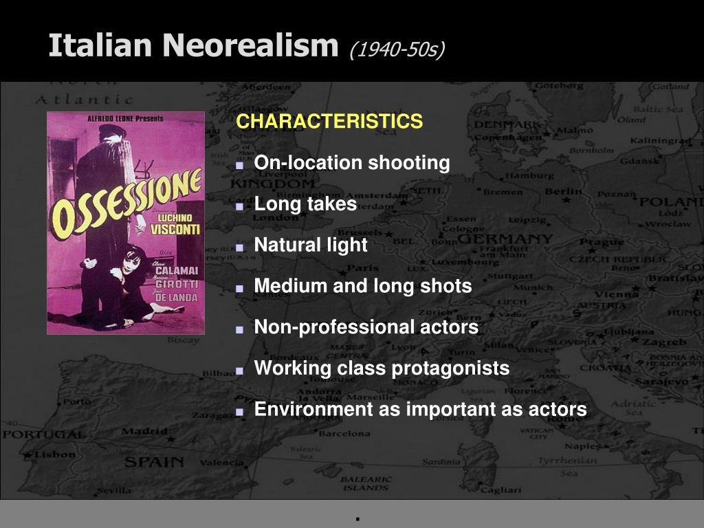 Neo realism