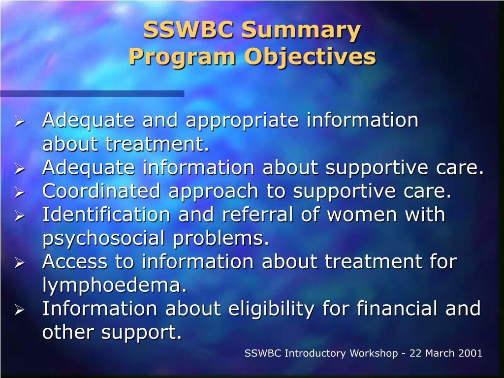 SSWBC