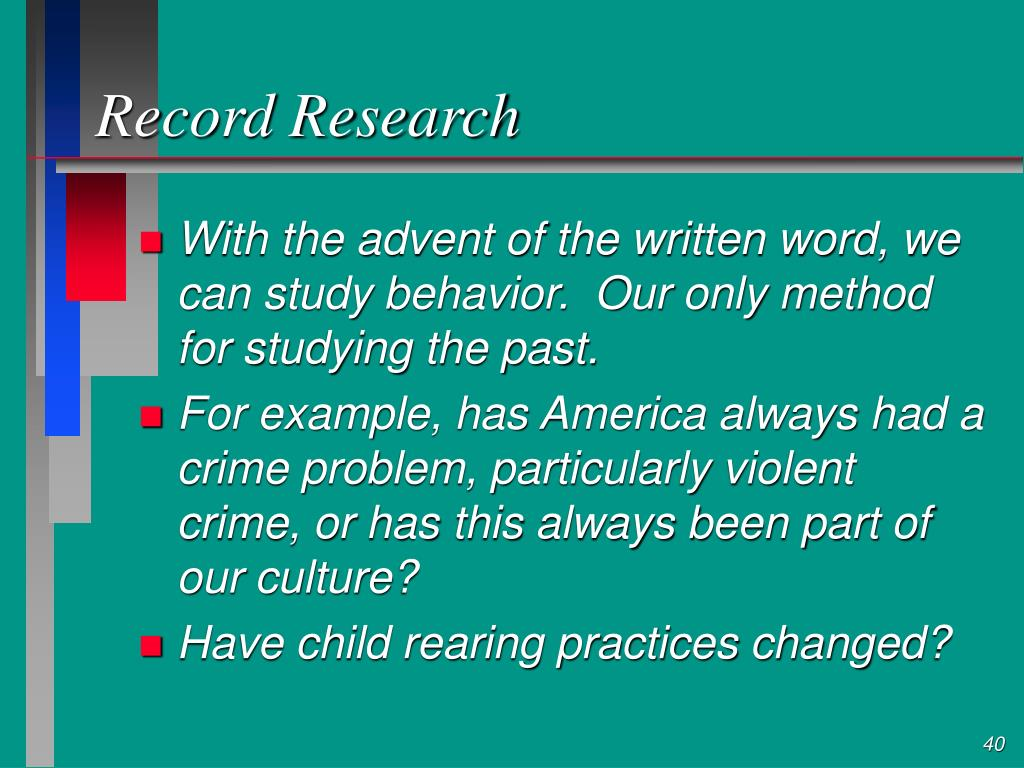 Record Research