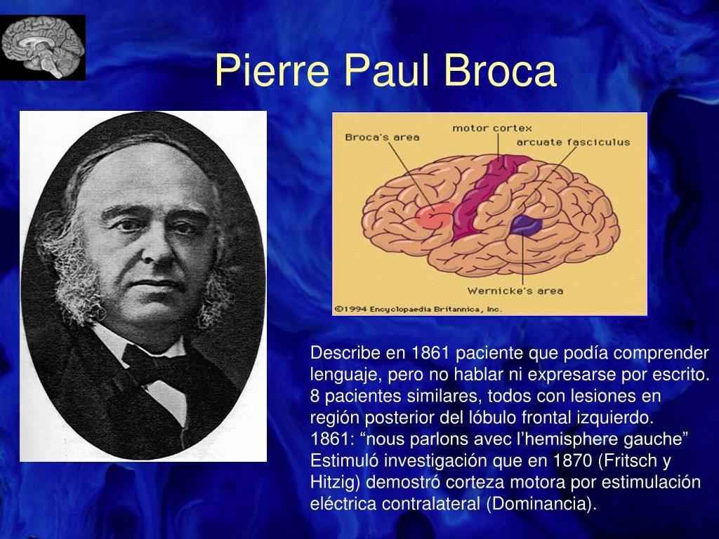 Pierre Paul Broca