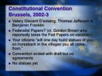 constitutional convention brussels 2002 3