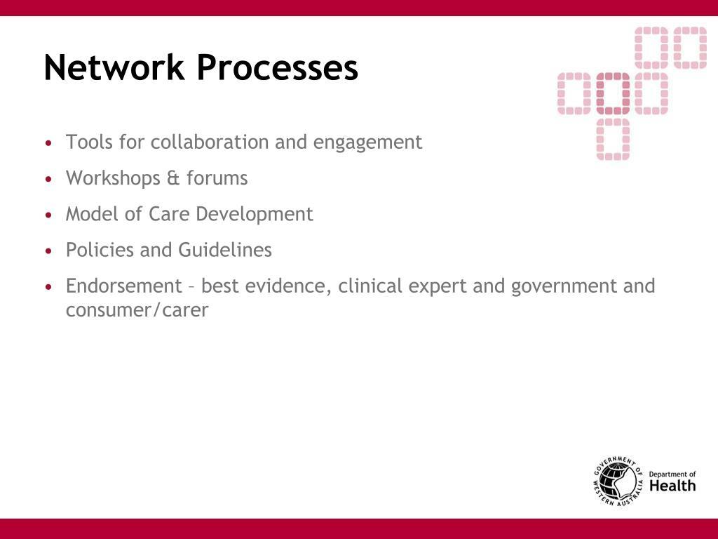 Network Processes