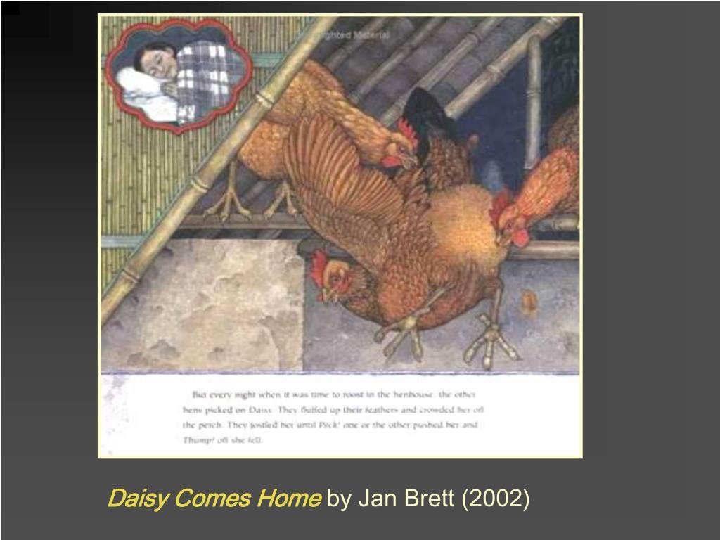 Daisy Comes Home