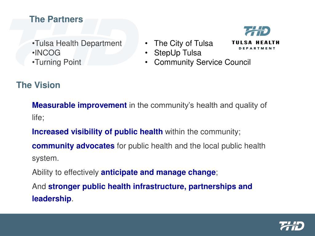 Tulsa Health Department
