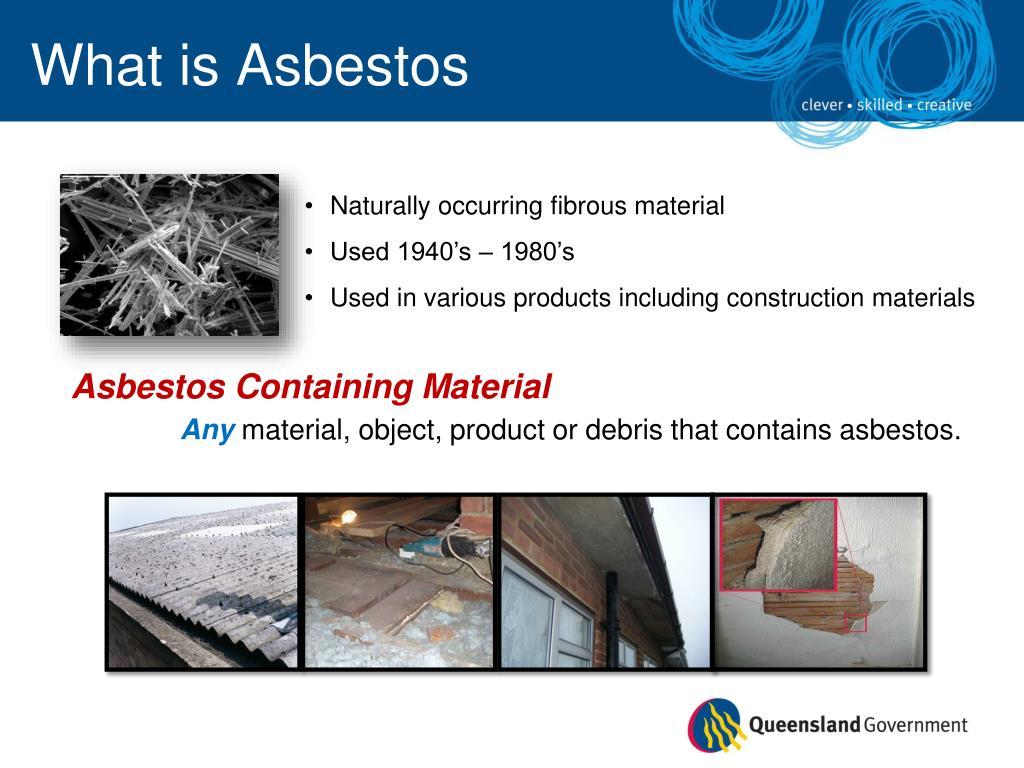 acme construction ltd asbestos awareness procedure 10314nat course in asbestos awareness 10314nat course in asbestos awareness for all workers in the act building and construction reporting procedures.
